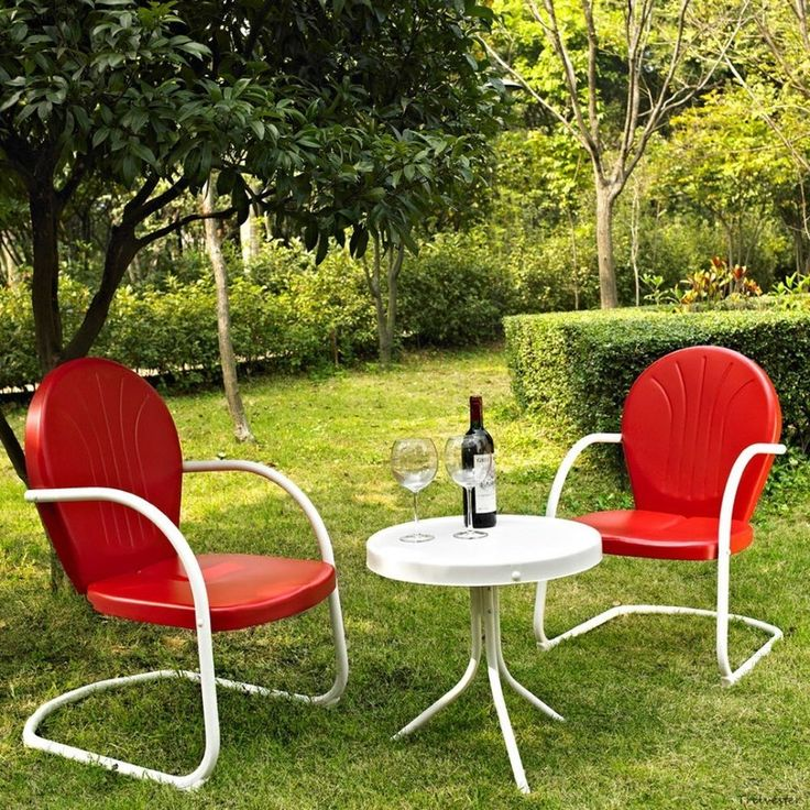 found it at wayfair griffith 3 piece seating group - Garden Furniture 3 Piece