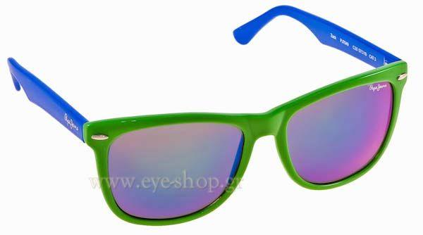 Γυαλιά Ηλίου  Pepe Jeans Zack PJ7049 c20 Green II Τιμή: 86,00