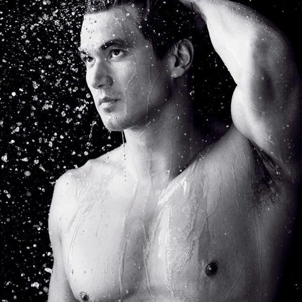 nathan adrian body issue | Nathan Adrian, il nuotatore nudo su «Espn The Magazine Body Issue ...