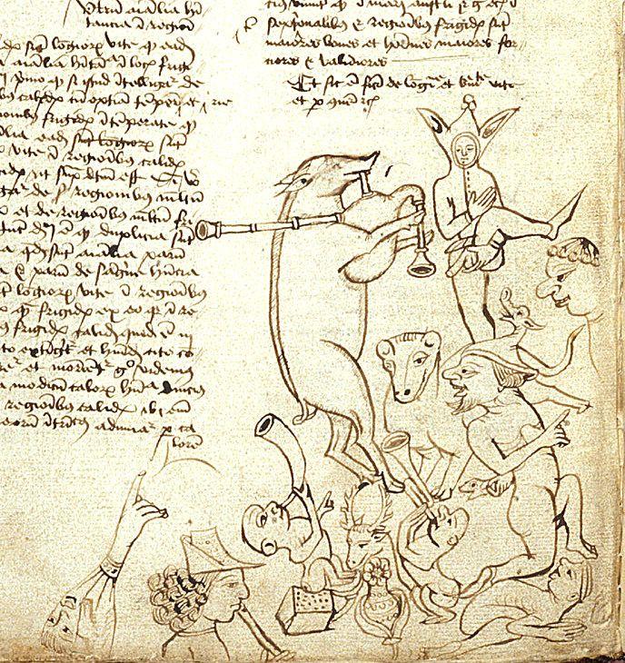 TROMPAS ,FLAUTA  y GAITA  E' qui la FESTA - MAIALE  CHE  SUONA  e altre creature festanti.