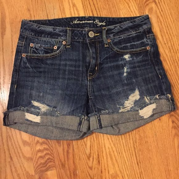 American Eagle Shorts Size 2. 100% cotton. Light blue wash with some fading on front and back. No trades! American Eagle Outfitters Shorts Jean Shorts