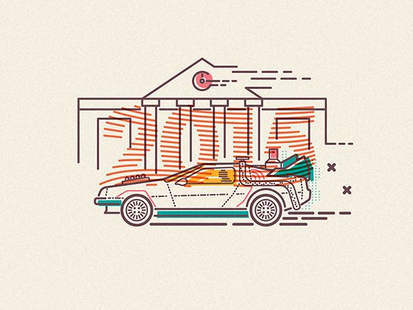 COLOURS AND LINES on Behance