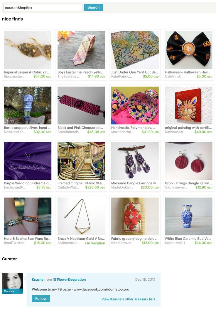 nice finds - #Etsy Treasury by FlowerDecoration