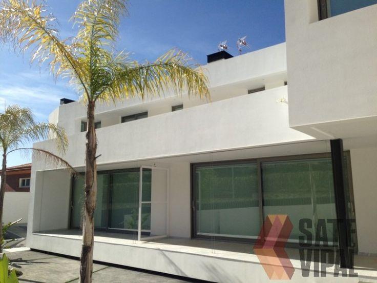 Nueva construcción viviendas en Camí la Bola, Xativa Construcción en #Xativa. Aislamiento térmico exterior #SATE #Rehabilitacion #energetica