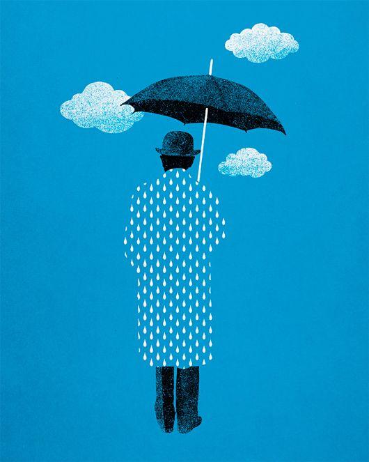 Rainman - ©Victor Calahan (via society6)