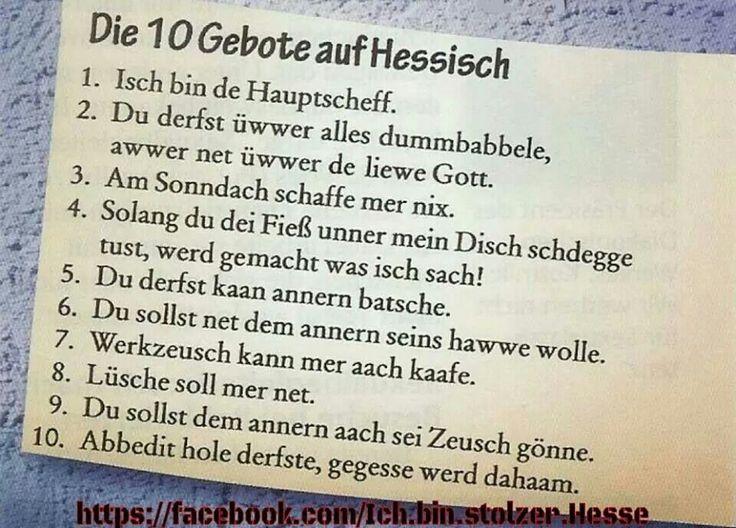 Glückwünsche Zum Geburtstag Auf Hessisch, ... | …