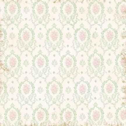 Односторонняя бумага для скрапбукинга 30х30 см Order от Melissa Frances - Бумага для скрапбукинга