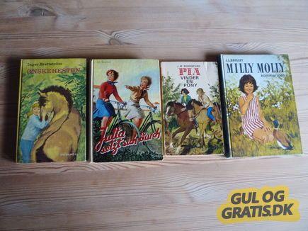 Gamle børnebøger/ungdomsbøger, billede 1