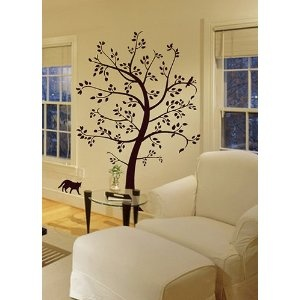 Best Wall Decals Images On Pinterest Tree Wall Decals Wall - How to put up a tree wall decal