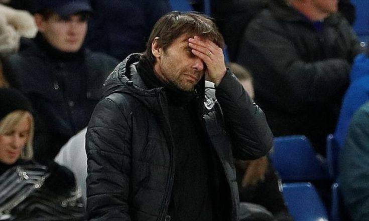 Why don't Chelsea ditch Conte now and hire Luis Enrique?: MARTIN SAMUEL - CHIEF SPORTS WRITER: So if it is to be Luis Enrique, what are…