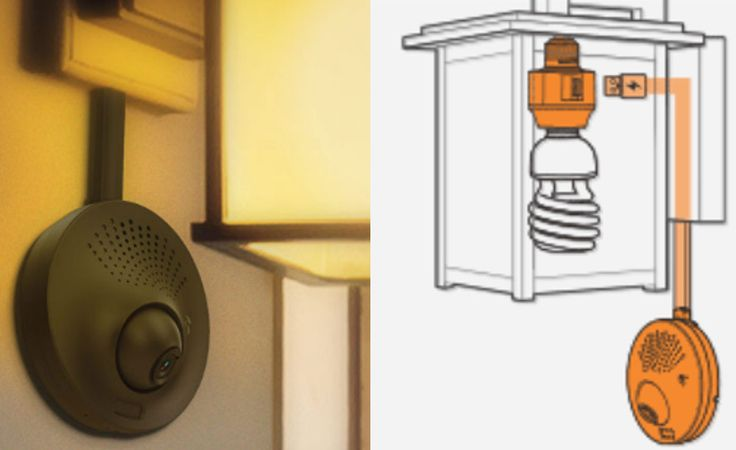 Super-thin Z-Wave strip from Sensative, clever front-door camera solution from Toucan, Nortek's cheap way to make dumb smoke detectors smart … and other little security and smart-home novelties from ISC 2016.  (Julie Jacobson / CE Pro)