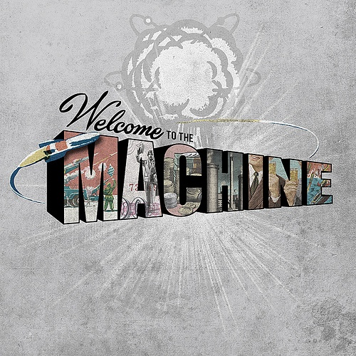 Welcome to the Machine-Pink Floyd