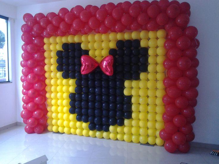142 best Balloon Wall images on Pinterest | Balloon wall, Globe ...