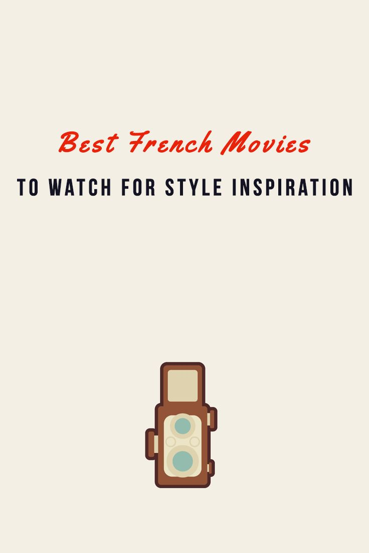 Looking for French style inspiration? Check out the iconic looks from these French movies. https://www.talkinfrench.com/french-movies-style/
