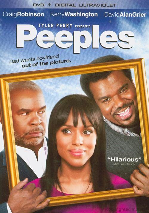 Peeple's movie | Peeples (DVD + Digital Copy + UltraViolet) Movie