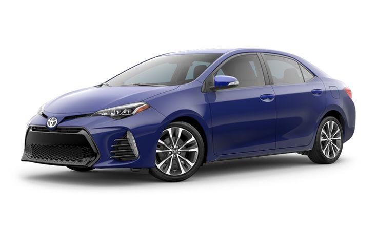 2017 Toyota Corolla - that's a big improvement