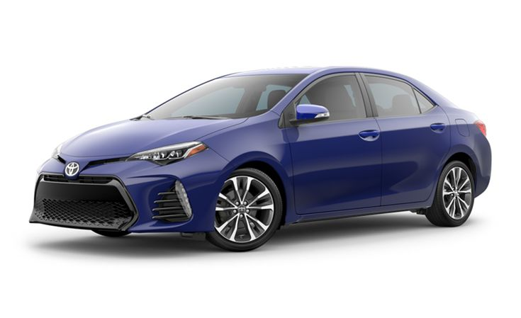 2017 Toyota Corolla - that's a big improvement