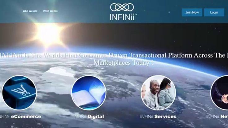 INFINii, КАК зарабатывать без приглашений от 50$ в день на площадке Spri...