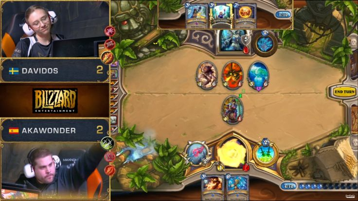 Learn about Hearthstone Game Ends In Almost Impossibly Improbable Sequence http://ift.tt/2iBHKjS on www.Service.fit - Specialised Service Consultants.