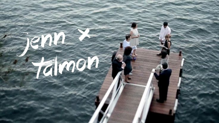 Jen + Talmon Wedding Film
