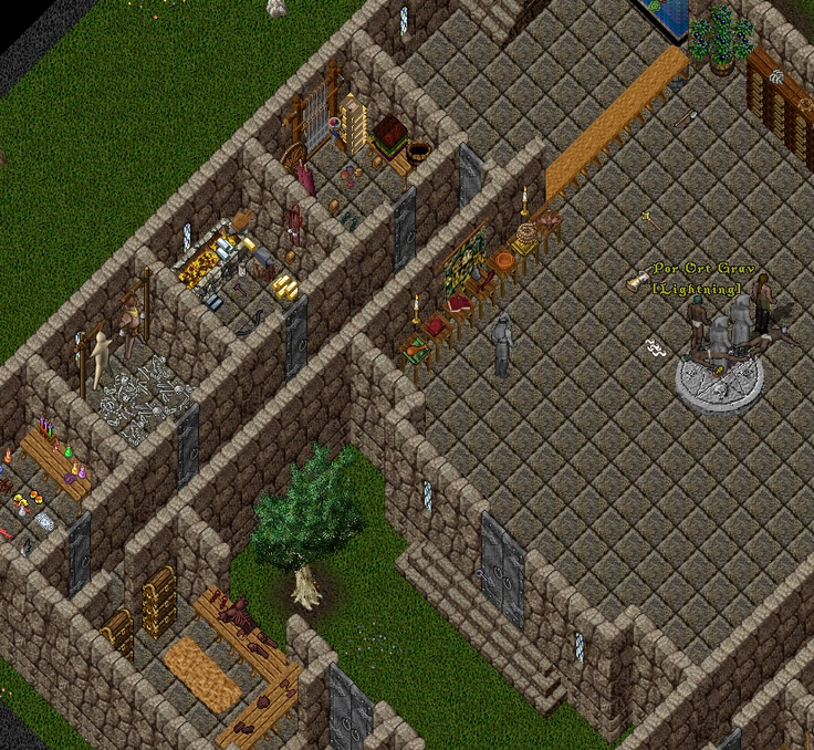Uo Home Home Decor: 17 Best Images About Ultima Online Houses On Pinterest