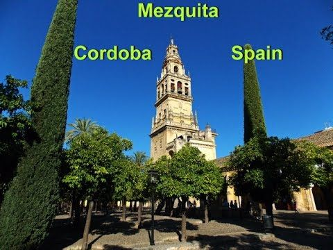 Мескита, Кордова, Испания - YouTube
