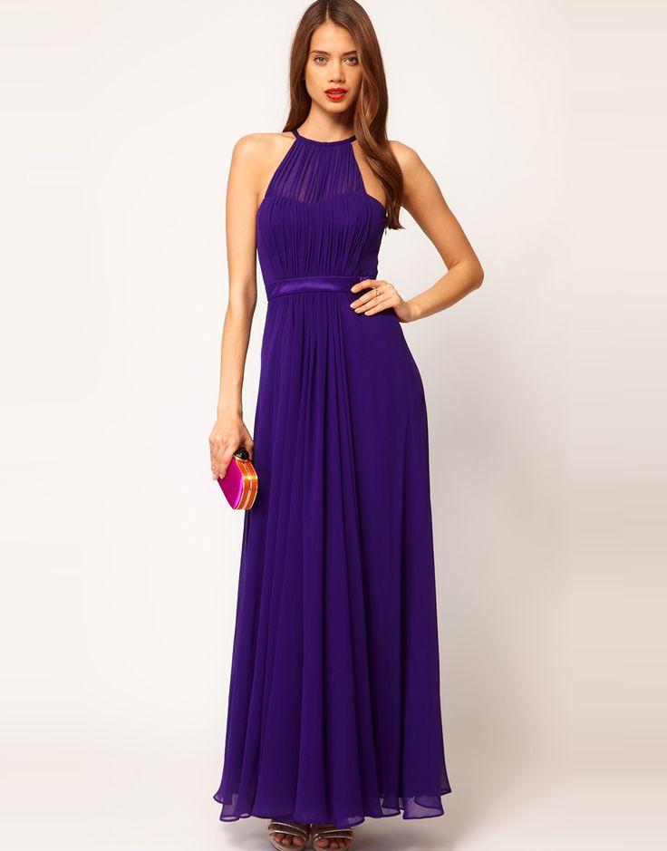 1000  images about Purple Maxi Dress on Pinterest - Stylists ...