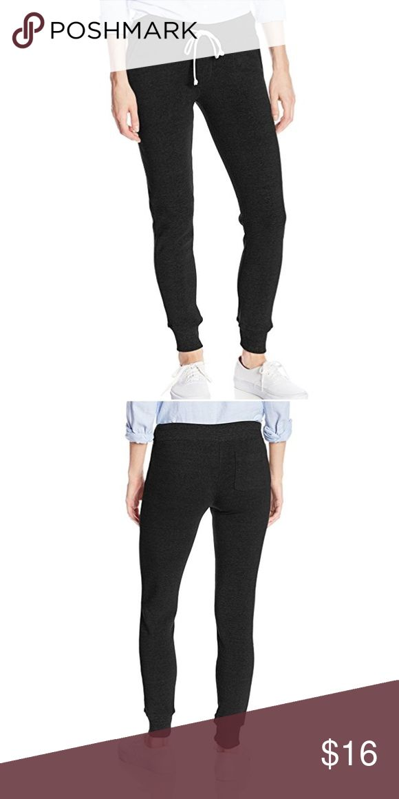 Alternative Apparel Slim Fit Jogger Pant Never worn--- Runs Small--- Features 50% Polyester/46% Cotton/4% Rayon Made in USA or Imported Drawstring closure Machine Wash Tapered Ankle Ribbed Cuffs at Leg Opening Contains Organic & Recycled Materials Alternative Apparel Pants Track Pants & Joggers