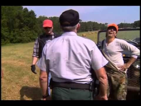 Incomplete Deer Hunter - Run-in With The Game Warden- Jeff Foxworthy
