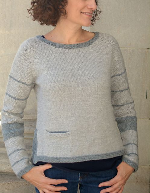 Ravelry: Line Backer pattern by Nancy Eiseman