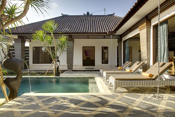 Villa Aramis Bali is an enclosed 3-bedroom villa located in the most sought after area in Bali. Villa Aramis is very quiet and peaceful and so conveniently close to everything you wish to do during yo...