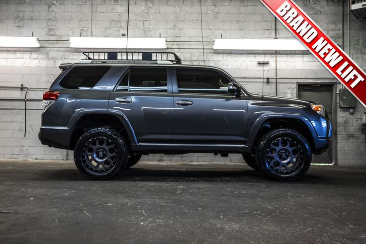 "Lifted 4Runner For Sale >> 2011 Toyota 4Runner SR5 4x4 with a brand new 3"" Readylift Performance Lift, 20"" XD Enduro Whee ..."