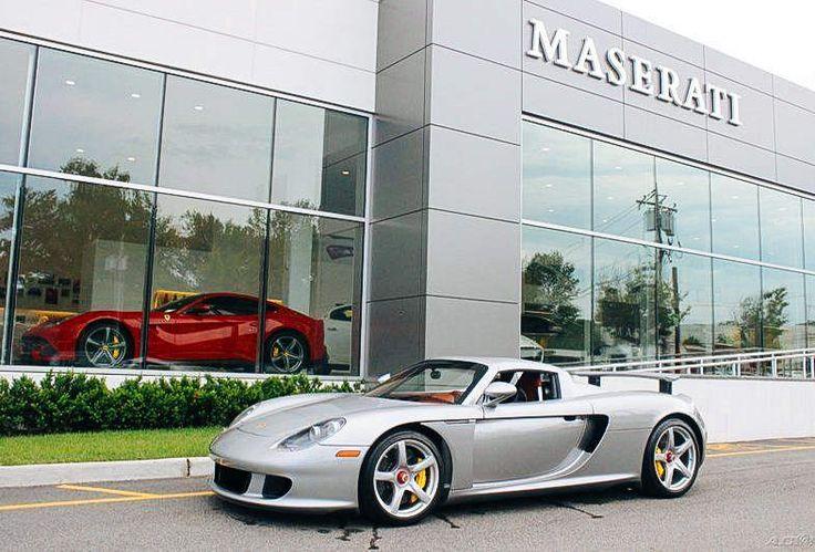 05' Porsche Carrera GT