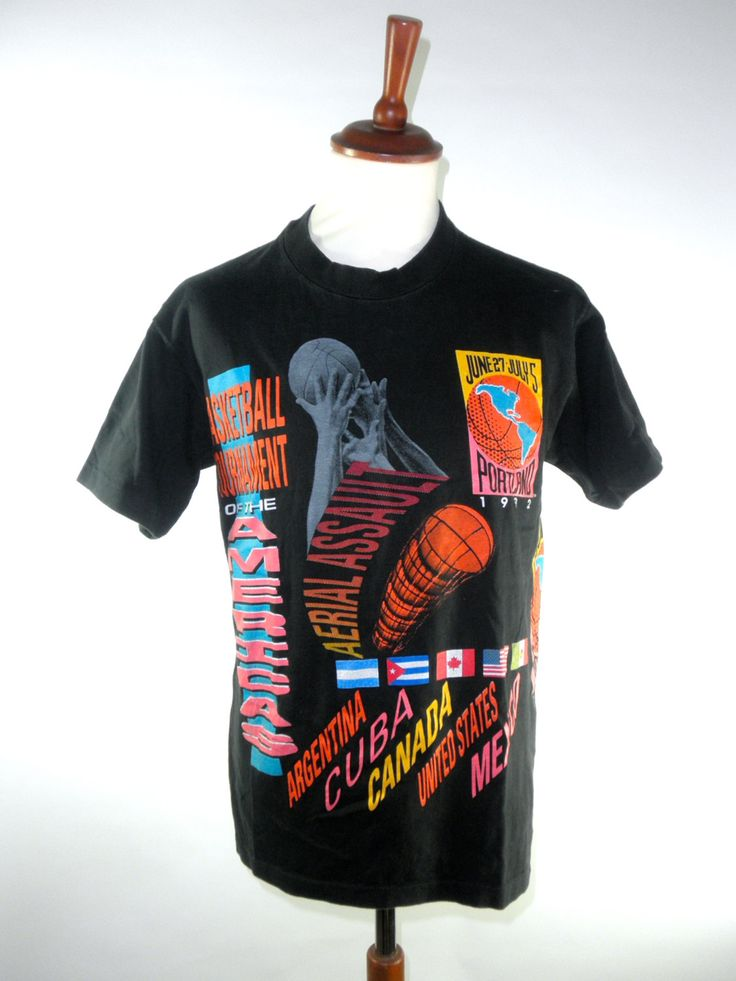 1992 #Basketball Tournament of the #Americas, Olympic #Dream Team Tee // Great Co,  View more on the LINK: 	http://www.zeppy.io/product/gb/3/193351190/