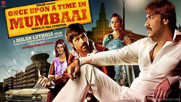 Directed by Milan Luthria Produced by Ekta Kapoor, Shobha Kapoor, Meraj Shaikh Written by Rajat Arora   http://lordplanet.com/video_type/once-upon-a-time-in-mumbaai-movie/