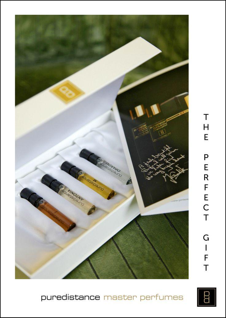 Puredistance 2ml Perfume Giftset