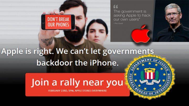 تيم كوك في مواجهة أوامر مكتب التحقيقات الفيدرالي بالتجسس على مستخدمي آبل