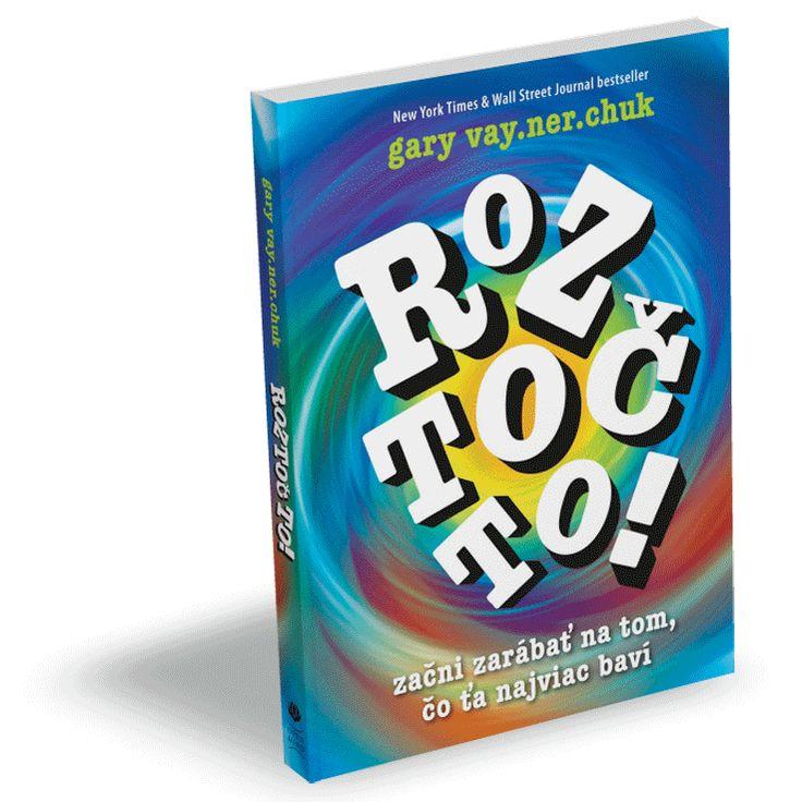 """Pripravil som si pre vás recenziu nedávno publikovanej knihy Roztoč to! (Crush It! v origináli) od úspešného amerického podnikateľa Gary Vaynerchuk, ktorý začal svoj biznis v oblasti vinárstva a momentálne je svetovo uznávaný ako """"guru"""" online podnikania. Knihu som si prečítal predovšetkým z toho dôvodu, lebo som sa chcel hlbšie oboznámiť s rôznymi spôsobmi ako [...]"""