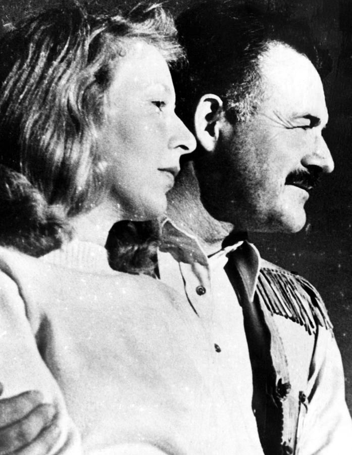 martha gellhorn and ernest hemingway | Art/Inspiration | Pinterest