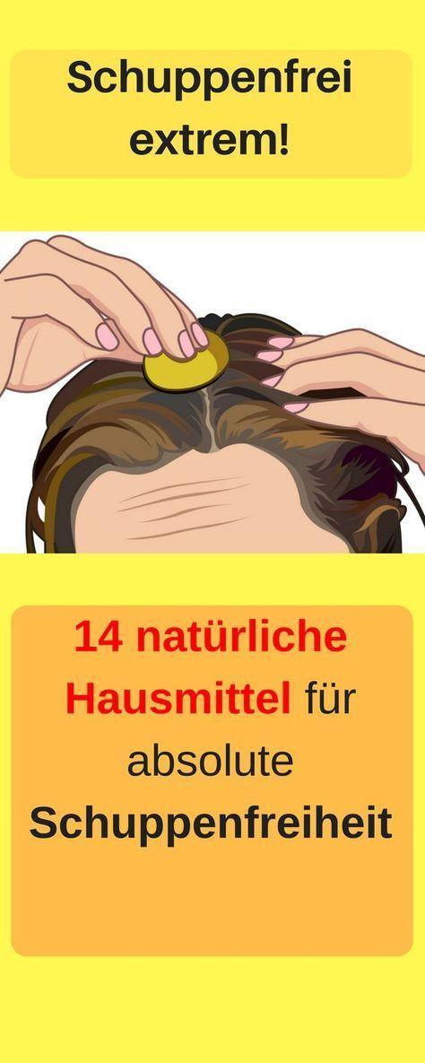 Die Besten Hausmittel Gegen Schuppen Egal Ob Trockene Kopfhaut Oder