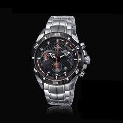 CASIMA 8201 Men 4 Dial Sport Night Light Quartz Watch