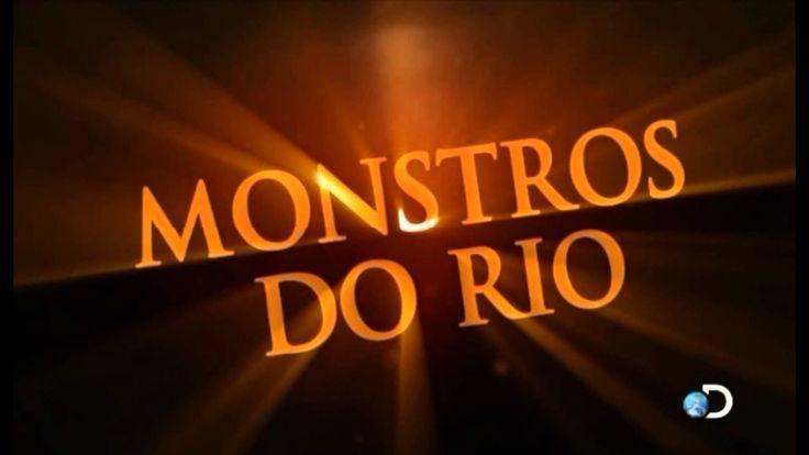 J.W Monstros do Rio Torpedo Assasino - Carpão