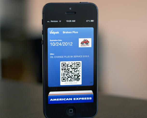 Add local coupons to Passbook using Valpak | How To - CNET