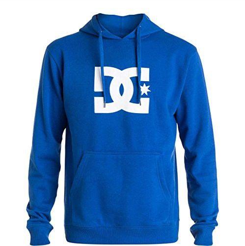 DC Shoes Mens Dc Shoes Star - Sweatshirt - Men - Xxl - Blue Surf The Web Xxl