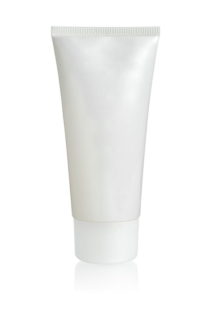 White apron mockup - Clean White Tube