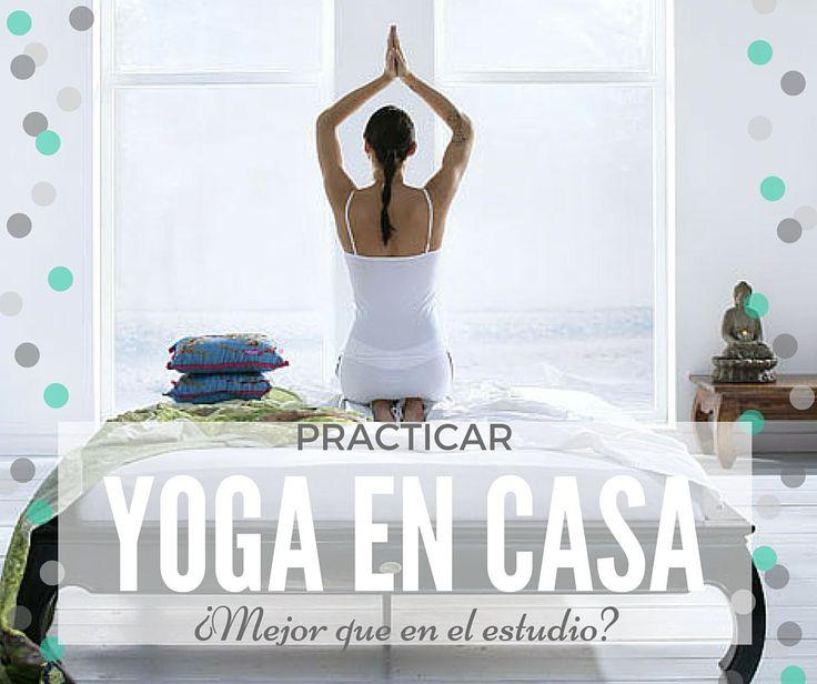 Decoraciones Yoga ~   Yoga En Casa en Pinterest  Estudios De Yoga, Salas De Yoga y Salas De