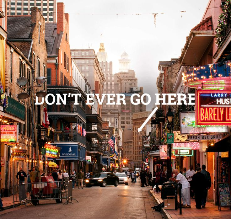 When people visit, here's what you need to tell them...22 THINGS YOU HAVE TO EXPLAIN TO OUT-OF-TOWNERS ABOUT NEW ORLEANS