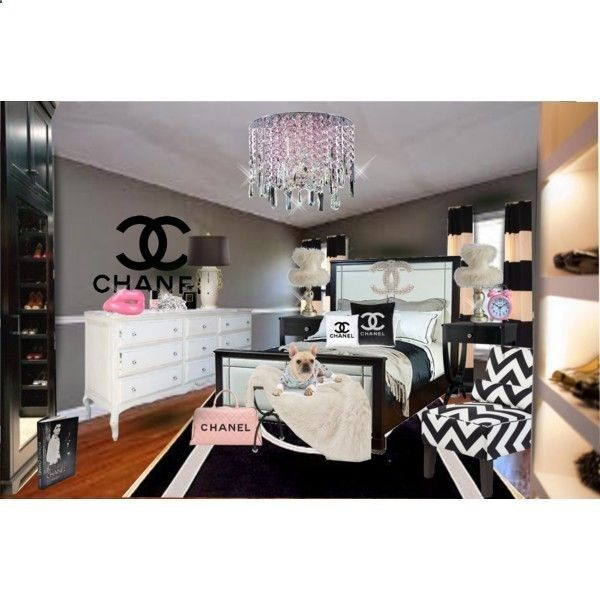 Chanel Room/Cute room for Leigha when she is older