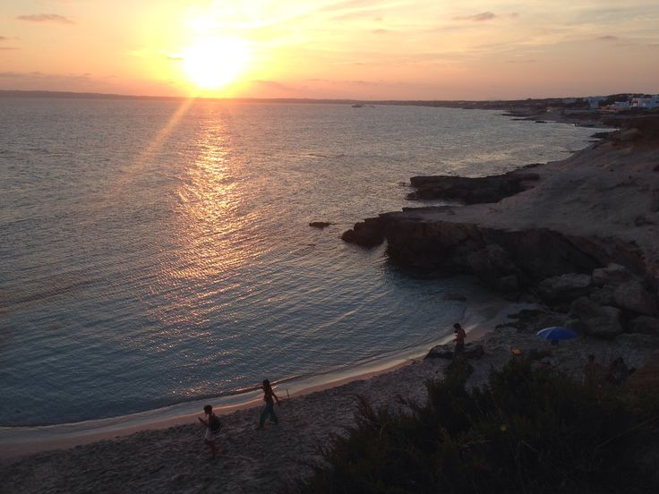 Cala des Mortes, Formentera