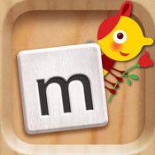 Met de maan roos vis letterlegger kunnen kinderen spelenderwijs woorden leggen. Deze app is zeer geschikt voor kinderen die interesse tonen voor letters en woorden en voor beginnende lezers.